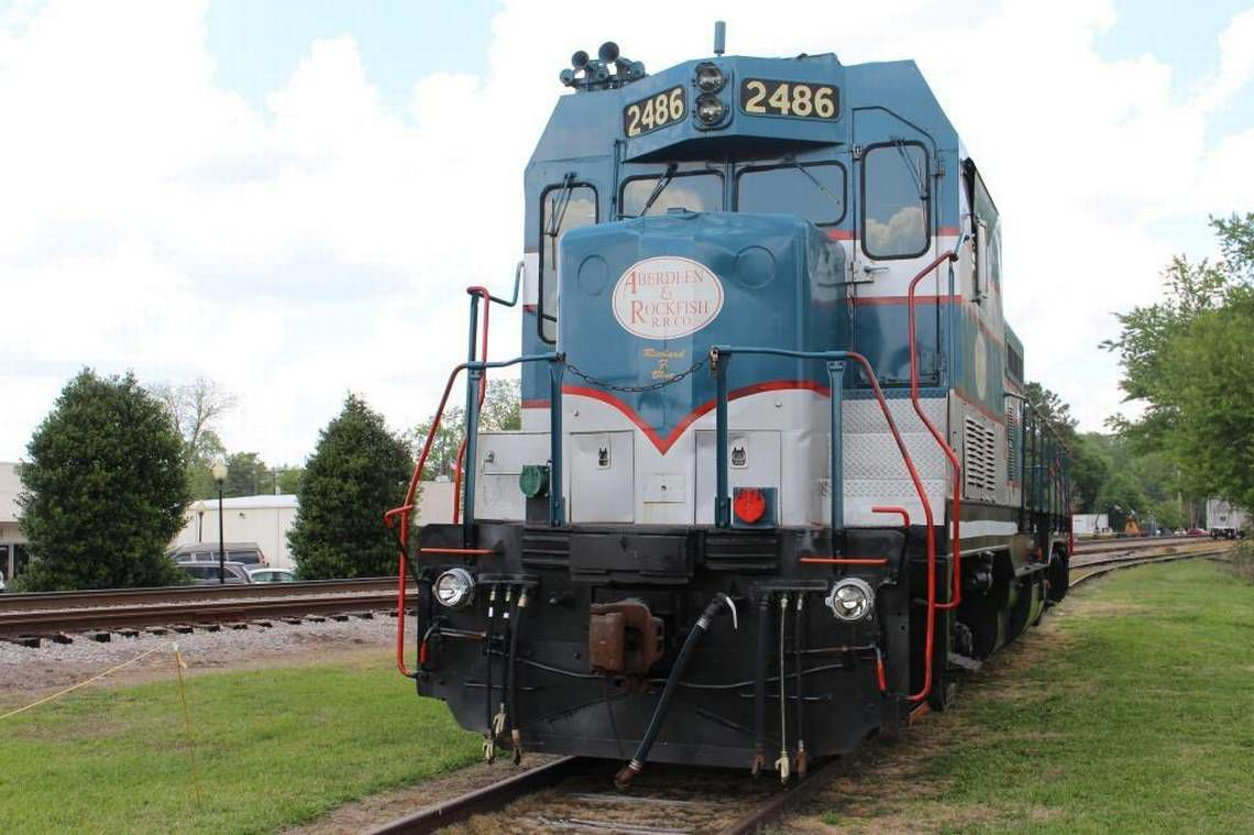 Rail Transport NC