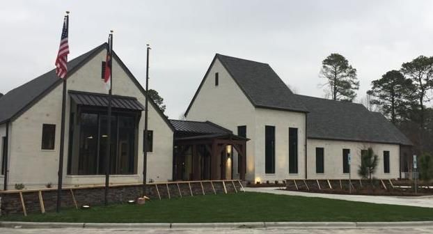New Golf Pride Headquarters Nears Completion in Pinehurst