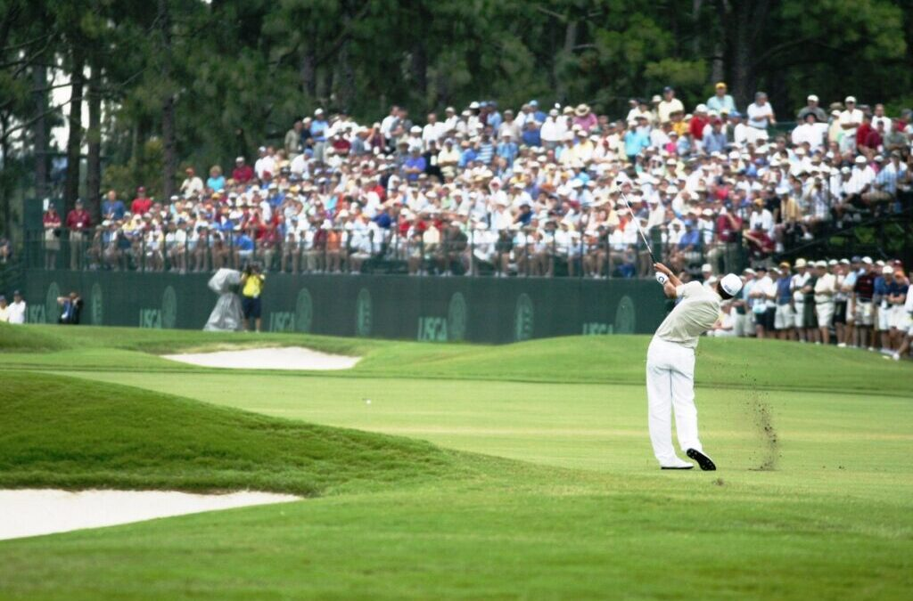 "USGA Names Pinehurst No. 2 its First ""Anchor Site"" for U.S. Open Championships"